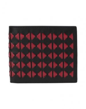 Бумажник SERAPIAN. Цвет: пурпурный