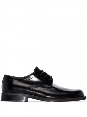 Туфли оксфорды Plan C. Цвет: черный