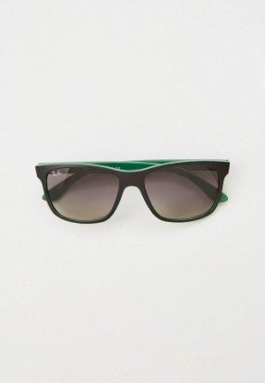 Очки солнцезащитные Ray-Ban® RB4181 656811. Цвет: черный