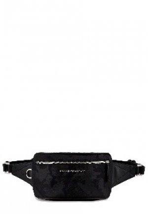 Поясная сумка EMPORIO ARMANI. Цвет: черный