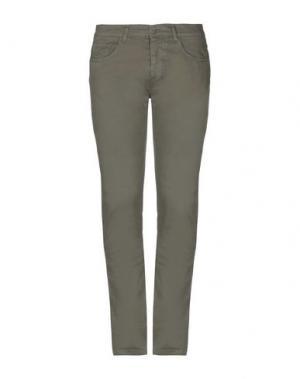 Повседневные брюки BEVERLY HILLS POLO CLUB. Цвет: зеленый-милитари