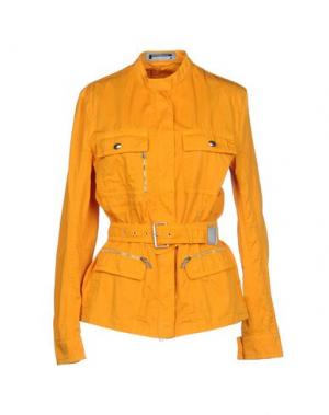 Куртка PIRELLI PZERO. Цвет: охра