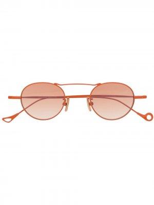 Солнцезащитные очки Yves Eyepetizer. Цвет: оранжевый