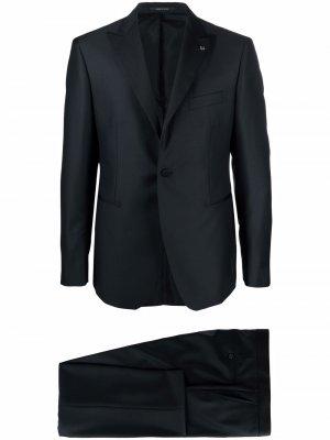 Вечерний костюм Tagliatore. Цвет: черный