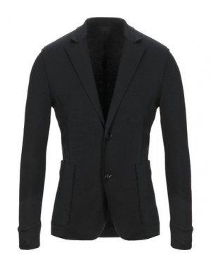 Пиджак HōSIO. Цвет: черный