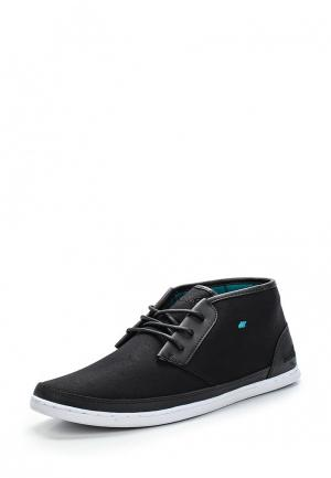 Ботинки Boxfresh. Цвет: черный