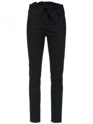 Зауженные джинсы с декоративной деталью Tufi Duek