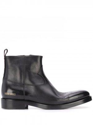 Ботинки Toro Golden Goose. Цвет: черный