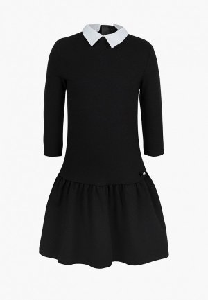 Платье Gulliver. Цвет: черный