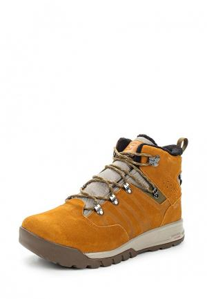Ботинки Salomon UTILITY TS CSWP. Цвет: коричневый