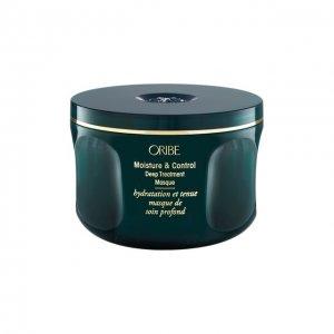 Маска для вьющихся волос Moisture & Control Oribe. Цвет: бесцветный