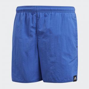 Пляжные шорты Solid Performance adidas. Цвет: синий