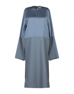 Платье длиной 3/4 PORTS 1961. Цвет: пастельно-синий