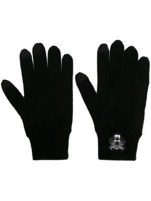 Перчатки Mini Tiger Kenzo. Цвет: чёрный
