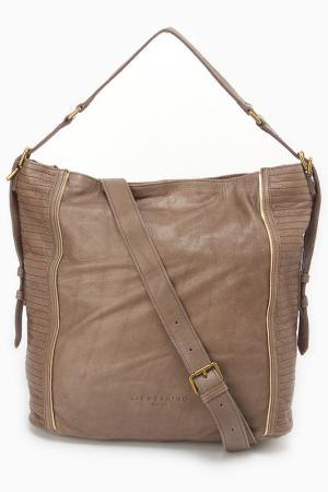 Сэтчел LIEBESKIND BAGS&BELTS. Цвет: коричневый