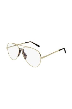 Оптическая оправа Brioni. Цвет: 002