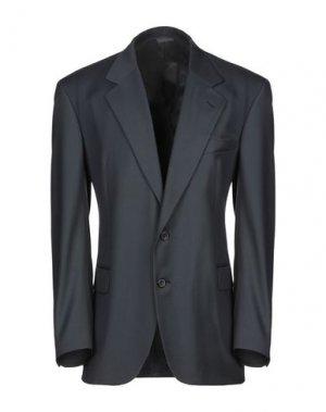 Пиджак JASPER REED. Цвет: свинцово-серый