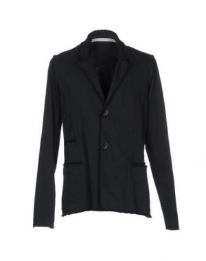 Пиджак PRIMORDIAL IS PRIMITIVE. Цвет: темно-синий