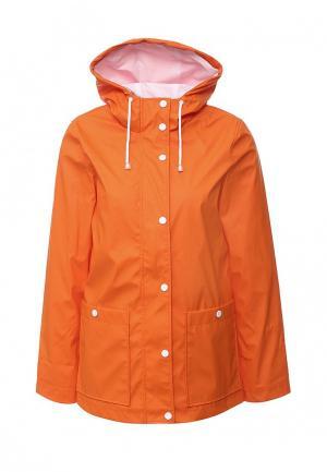 Ветровка Topshop. Цвет: оранжевый