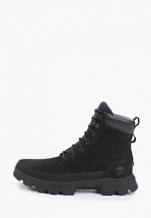 Тимберленды Timberland TBL Originals Ultra WP Boot JET BLACK. Цвет: черный