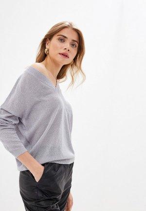 Пуловер Love Republic. Цвет: серый