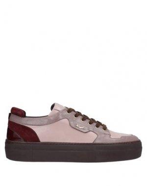 Низкие кеды и кроссовки MAGLI by BRUNO. Цвет: светло-розовый
