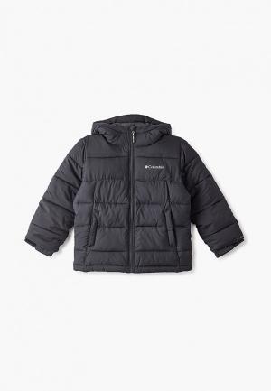 Куртка утепленная Columbia Pike Lake™ Jacket. Цвет: черный