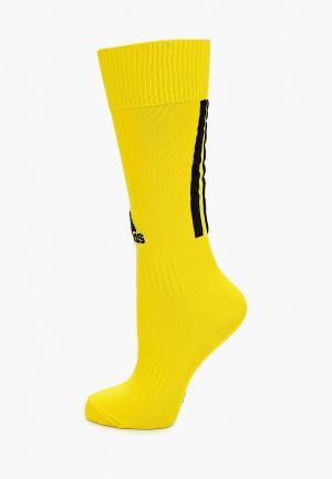 Гетры adidas SANTOS SOCK 18. Цвет: желтый