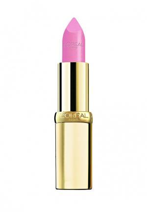Помада LOreal Paris L'Oreal Color Riche, оттенок 303, Нежный розовый, 7 мл. Цвет: розовый