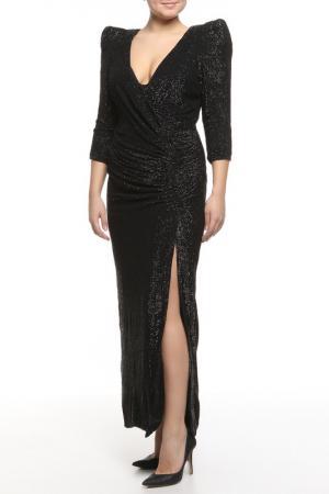 Платье вечернее Basix Black Label. Цвет: черный