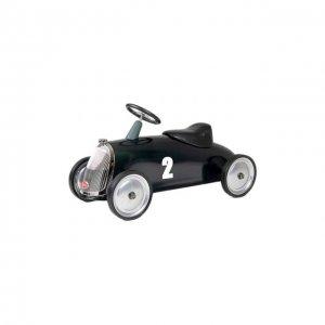 Детская машинка Rider Gentleman Baghera. Цвет: чёрный