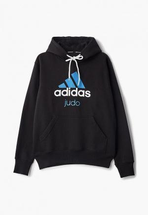 Худи adidas Combat JUDO. Цвет: черный