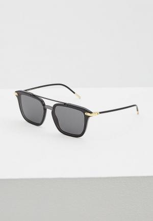 Очки солнцезащитные Dolce&Gabbana DG4327 501/87. Цвет: черный