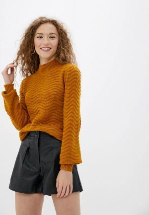 Свитер Y.A.S. Цвет: коричневый