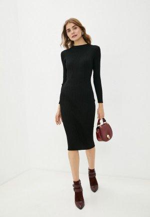 Платье Bigtora. Цвет: черный