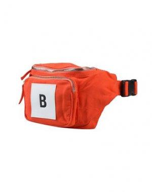 Рюкзак BAND OF OUTSIDERS. Цвет: оранжевый