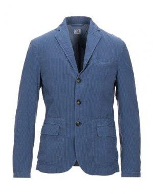Пиджак C.P. COMPANY. Цвет: грифельно-синий