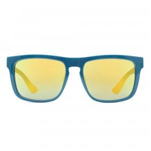 Солнцезащитные очки Squared Off Shades VANS. Цвет: голубой