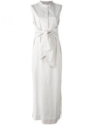 Платье Try Libertine-Libertine. Цвет: белый