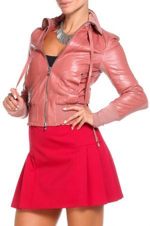 Куртка Patrizia Pepe. Цвет: красный