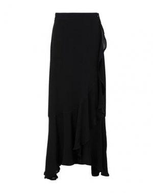 Длинная юбка 2ND DAY. Цвет: черный