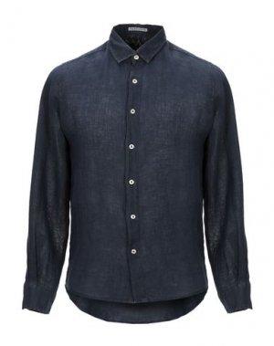 Pубашка CENSURED. Цвет: темно-синий