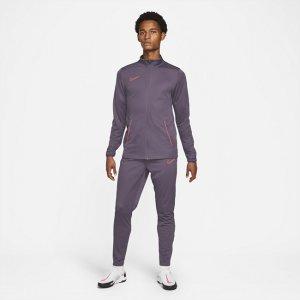 Мужской трикотажный футбольный костюм Dri-FIT Academy - Пурпурный Nike
