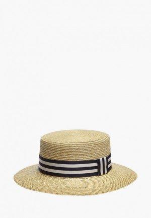 Шляпа Christys. Цвет: бежевый