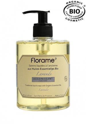 Мыло Florame жидкое провансальское Лаванда