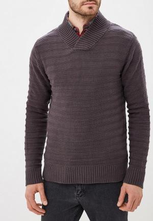 Пуловер Produkt. Цвет: серый