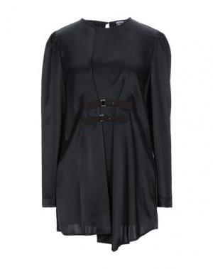 Блузка I'M ISOLA MARRAS. Цвет: черный