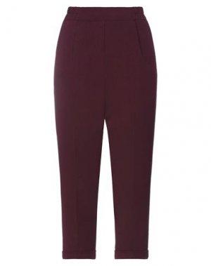 Повседневные брюки H2O ITALIA. Цвет: фиолетовый