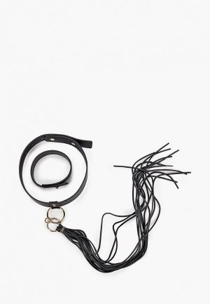 Комплект Bijoux Indiscrets. Цвет: черный