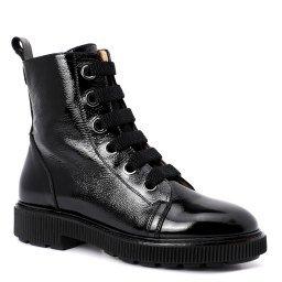 Ботинки AA0424 черный KELTON
